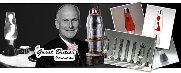 Изобретатель лава лампы - Эдвард Крэйвен-Уолкер